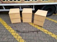 IKEA bedside lockers £20 each