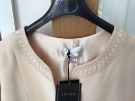 COTERIE DESIGNED TWO PIECE SUIT FOR OCCASION WEAR