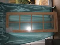 Brand New Internal Pine Wooden Door Howden