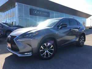 2015 Lexus NX 200t F-SPORT SERIES 1 NAV, back up!