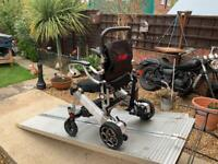 Brand New Ultra Powerful Pride I-Go Mobility Chair Heavy Duty Was Over £1800 Now Only £875