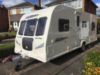 Bailey pegasus 524 Alu-tech caravan. (4berth)