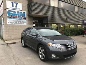 2010 Toyota Venza V6 AWD 1 Owner LOW KM's!!!