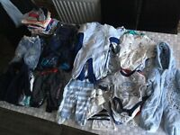 Big bundle for baby boy from 0-3 months