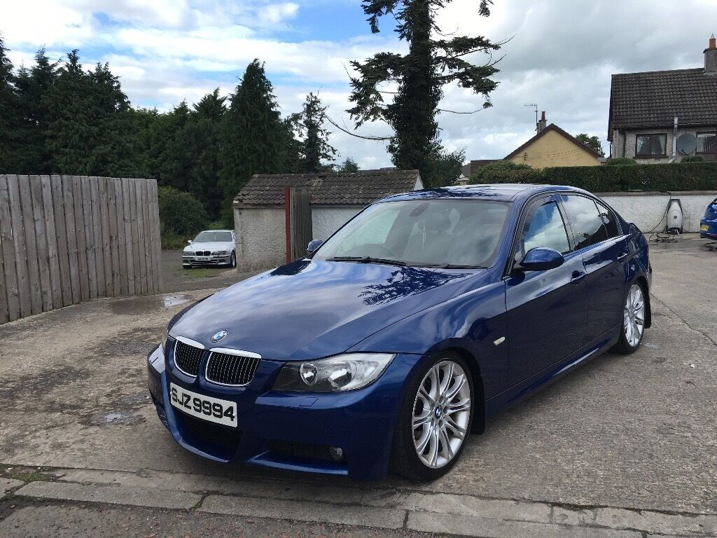 2006 BMW 330I Msport (Not type r, 320, 325, focus st,