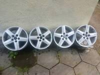 Genuine Audi S-Line Alloy Wheels