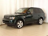 2013 Land Rover Range Rover Sport HSE LUX, Vision Assist Package