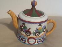 Christopher Wren Cirus Collectable Teapot