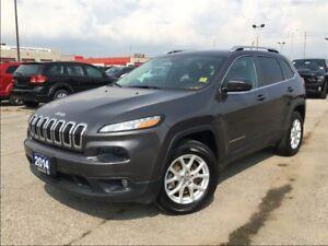 2014 Jeep Cherokee NORTH**4X4**8.4 TOUCHSCREEN**NAV**BACK UP CAM