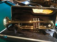 Student Trumpet including Case