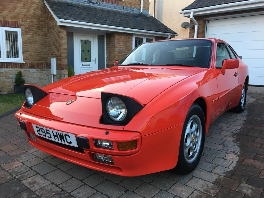 Porsche 944 S Ventiler Edition 1988 Manual Finished In