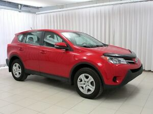 2015 Toyota RAV4 A NEW ADVENTURE IS CALLING!!! LE AWD w/ A/C, CR