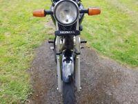 2007 honda cg 125cc