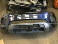 RANGE ROVER EVOQUE FRONT BUMPER WITH PDC HOLES P/N: GJ32-17F003 (2015-2019)