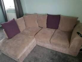 Smoke and pet free sofa