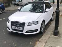 Audi A3 convertible automatic