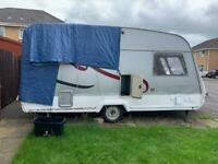 Swift 4 berth caravan