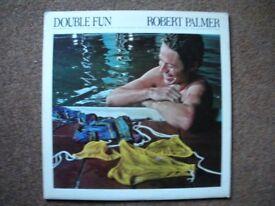 Robert Palmer Double Fun Vinyl LP (other vinyl available - attached list)