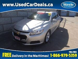 2015 Chevrolet Malibu 1LT Fully Equipped Sunroof Alloys