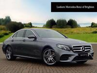 Mercedes-Benz E Class E 220 D AMG LINE (grey) 2016-03-30