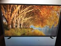 electriQ 43 Inch Android Smart HDR 4K Ultra HD LED TV Freeview HD 3 HDMI £275