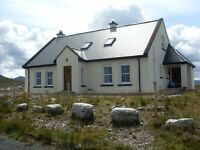 SEPTEMBER, Holiday Cottage / Home in Donegal on Wild Atlantic Way, close to Dunfanaghy, BOOK NOW,