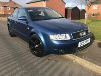 2004 AUDI A4 1.9 TDI 130 AUTOMATIC LONG MOT