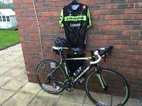 Cannondale Synapse Road Bike (Medium)