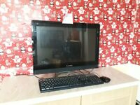 WORK FROM HOME *** Lenovo C460 TOUCHSCREEN all-in-one PC