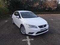 SEAT Leon TDi SE Dsg 5dr Semi-Automatic Diesel 0% FINANCE AVAILABLE