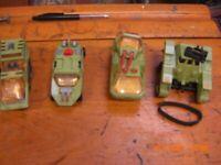 4x matchbox toys