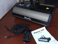 Martin Magnum 1500 Smoke Machine for dj, bands, pubs, stage lighting effects