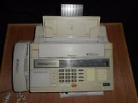Panasonic telephone answering / fax and copying machine model KX F20-60