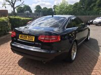 Audi A6 2.0 tdi 6 speed manual drives pulls perfect in all gears non smoker £ 4000 no offers