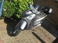 Honda SH 125cc (Not Vespa Kymo or Fly)