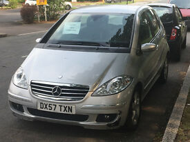 Mercedes A180 diesel 2007 automatic Mot 11 and 93 miles price £1950