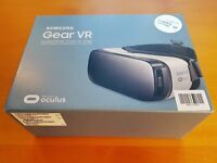 SEALED brand new SAMSUNG GEAR VR by Oculus for Galaxy S7, S7 Edge, S6, S6 Edge, S6 Edge+, Note 5