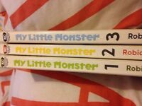 My little monster 1-3 manga