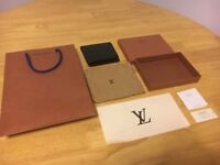 Authentic LV Louis Vuitton Billets Wallet - Great Condition only used a few times - with receipt