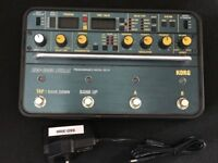 Korg SDD3000 Digital Delay Pedal