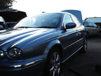 Jaguar x type 2004 4x4 2.5 auto