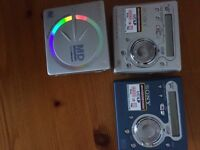 3 mini cd players