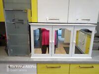 Bathroom cabinet + free medicine cabinet