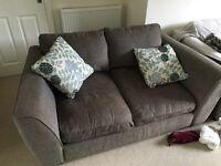 DFS Zara 2 seater Sofa