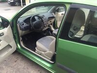 Ford Fiesta left hand drive