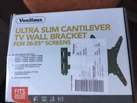 TV bracket. For a 26-55 Screen. Brand new.