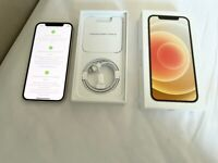 BRAND NEW IPHONE 12 64GB UNLOCKED, WHITE,WITH 1 YEAR APPLE WARRANTY £590 NO OFFERS CAN DELIVER