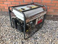 2.4KVA petrol generator 240V