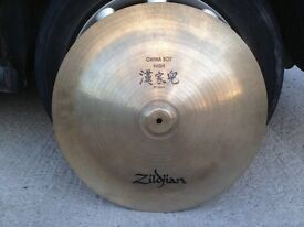 Zildjian A 20' China Boy High cymbal