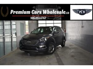 2017 Hyundai Santa Fe Sport 2.4 LUXURY / NAVI / PANO / LEATHER /
